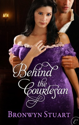 Behind the Courtesan