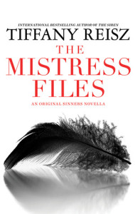 The Mistress Files – Tiffany Reisz – 5 Stars