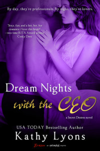 Dream Nights with the CEO – Kathy Lyons – 3.5 stars
