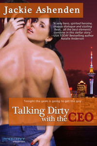 Talking Dirty with the CEO – Jackie Ashenden – 4 stars