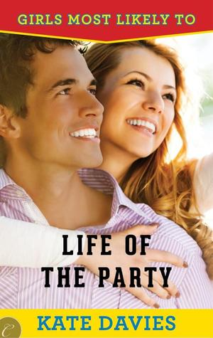Life of the Party – Kate Davies – 3.5 stars