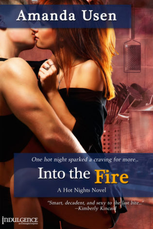 Into the Fire – Amanda Usen – 4.5 stars