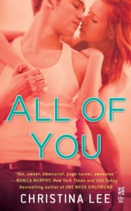 Sponsored Contest – All of You – Christina Lee – 4 stars