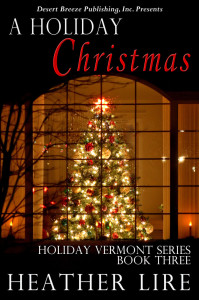 A Holiday Christmas – Heather Lire – 5 Stars
