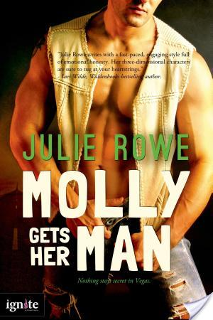 Molly Gets Her Man – Julie Rowe – 3 stars