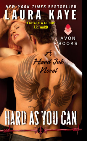 Hard As You Can – Laura Kaye – 4.5 stars