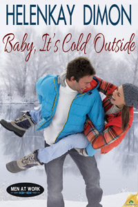 Baby, It's Cold Outside – HelenKay Dimon – 3 stars