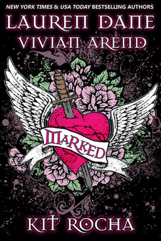Marked – Lauren Dane/Vivian Arend/Kit Rocha – 4.5 Stars