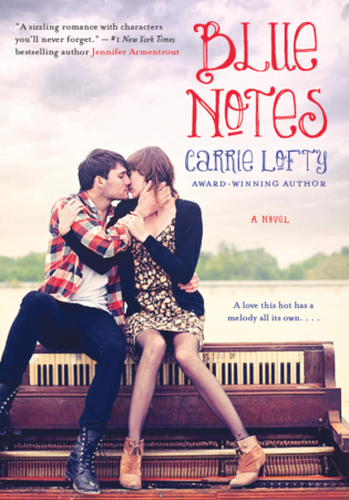 Blue Notes – Carrie Lofty – 4 stars