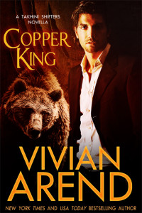 Copper King – Vivian Arend – 4 stars