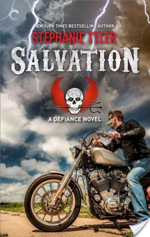 Salvation – Stephanie Tyler – 5 stars