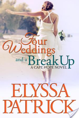 Four Weddings and a Break Up – Elyssa Patrick – 4 stars