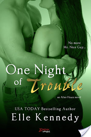 One Night of Trouble – Elle Kennedy – 4.5 stars