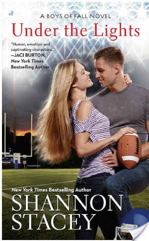 Under the Lights – Shannon Stacey – 4 stars