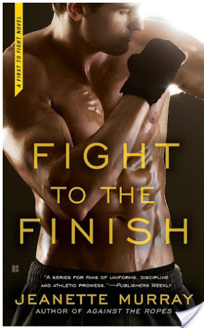 Fight to the Finish – Jeanette Murray – 3.5 stars