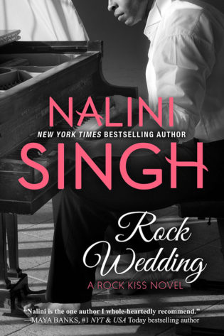 Rock Wedding – Nalini Singh – 5 stars