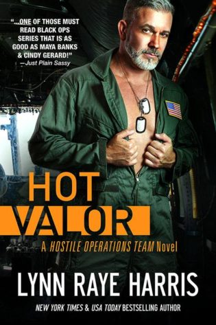 Cover Reveal – Hot Valor – Lynn Raye Harris